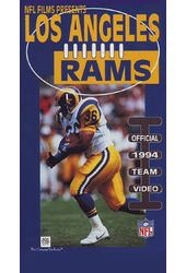 Football - Los Angeles Rams: Official 1994 Team