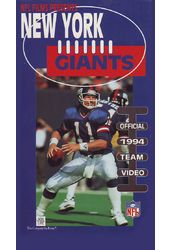 Football - New York Giants: Official 1994 Team