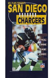 Football - San Diego Chargers: Official 1994 Team