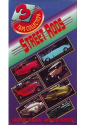 Cars - Street Rods (3-Tape Set)