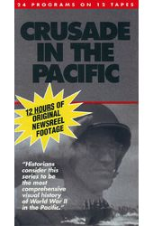 Crusade In The Pacific (12-Tape Set)
