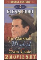 Glenn Ford - Virus / Marshal of Madrid / Sam Cade