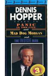 Dennis Hopper: Panic in the City / Mad Dog Morgan