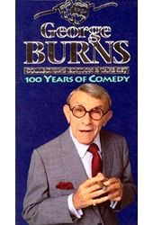 George Burns - 100 Years of Comedy (2-VHS)