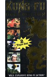 Spirits Of Bruce Lee / Kung Fu Arts (2-Tape Set)