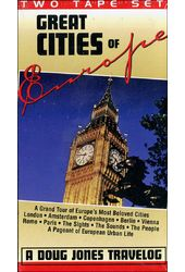 Great Cities of Europe (2-VHS)