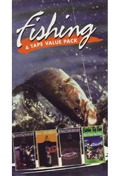 Fishing - 4 Tape Value Pack