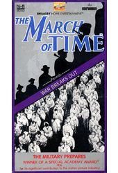 March of Time: Military Prepares