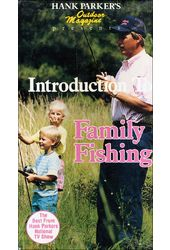 Fishing - Introduction to Family Fishing