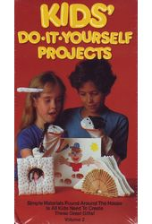 Kids' Do-It-Yourself Projects, Volume 2