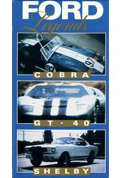Cars - Ford Legends (Cobra / Shelby Mustang /