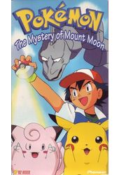Pokemon - Mystery of the Mount Moon (3 Episode
