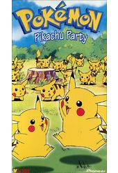Pokemon - Pikachu Party (3-Episode Collection)