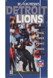 Football - Detroit Lions: Official 1993 Video