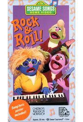 Sesame Songs - Rock & Roll