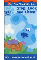 Blue's Clues: Stop, Look and Listen