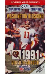 Football - Washington Redskins: 1991 Video