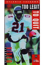 Football - Atlanta Falcons: 1991 Video Yearbook