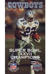 Football - Dallas Cowboys: 1992 Super Bowl XXVII