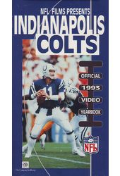 Football - Indianapolis Colts: Official 1993