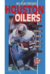 Football - Houston Oilers: Official 1993 Video