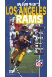 Football - Los Angeles Rams: Official 1993 Video