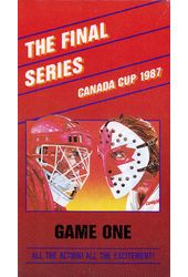 Hockey - The Final Series: Canada Cup 1987, Game 1