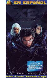 X2: X-Men United (Spanish)
