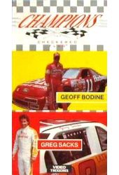 Champions of the Checkered Flag - Geoff Bodine /
