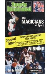 Magicians of Sport / Winning (2-VHS)