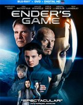 Ender's Game (Blu-ray + DVD)