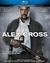 Alex Cross (Blu-ray)