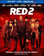 Red 2 (Blu-ray + DVD)