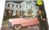 Elvis Presley - Pink Car Graceland - Tin Sign