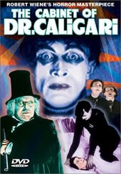 Cabinet of Dr. Caligari (Silent) [Thinpak]