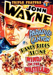 John Wayne Triple Feature, Volume 2 (Paradise
