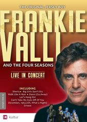 Frankie Valli and the Four Seasons - Live in