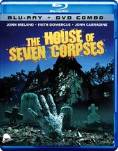 The House of Seven Corpses (Blu-ray + DVD)