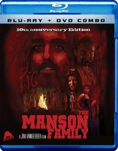 The Manson Family (Blu-ray + DVD)