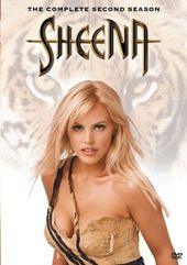 Sheena - Complete 2nd Season (3-Disc)