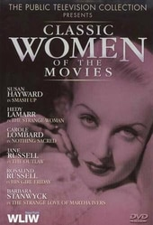 Classic Women of the Movies (2-DVD)