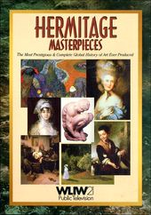 Art - Hermitage Masterpieces, Volumes 1-18 (3-DVD)