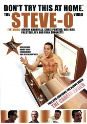 Steve-O: Don't Try This At Home