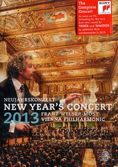 New Year's Concert 2013 - Franz Welser-Most,