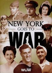 WWII - New York Goes to War (2-DVD)