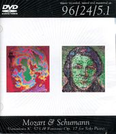 Mozart: Variations on a Menuett of Duport in D,