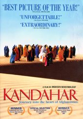 Kandahar: Journey into the heart of Afghanistan