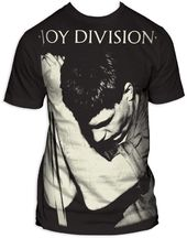 Joy Division - Ian Curtis Big Print - Subway Tee