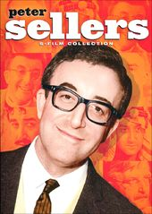 Peter Sellers 5-Film Collection (5-DVD)