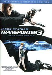 The Transporter 3 (Widescreen & Full Frame)